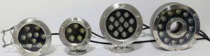 Hệ thống lắp đặt thiết bị đài phun nước đèn âm nước