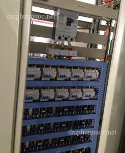 Cung cấp tủ điều khiển đài phun nước